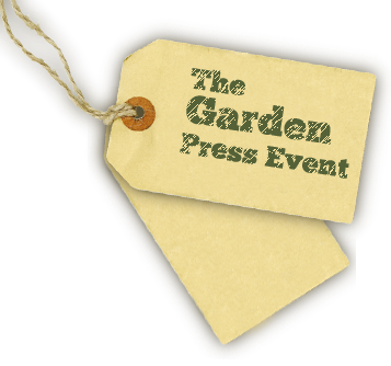 The Garden Press Event