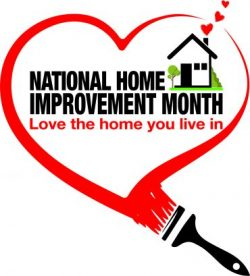 Plans for National Home Improvement Month 2020