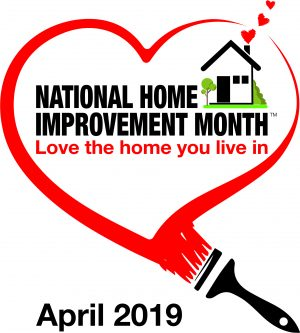 National Home Improvement Month 2019