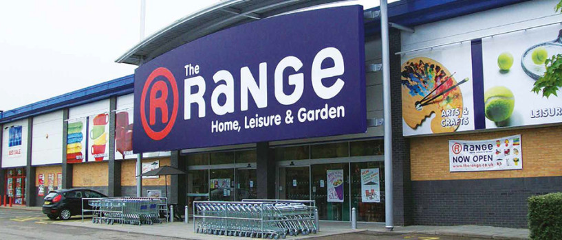 The Range to open in seven more ex-Homebase stores