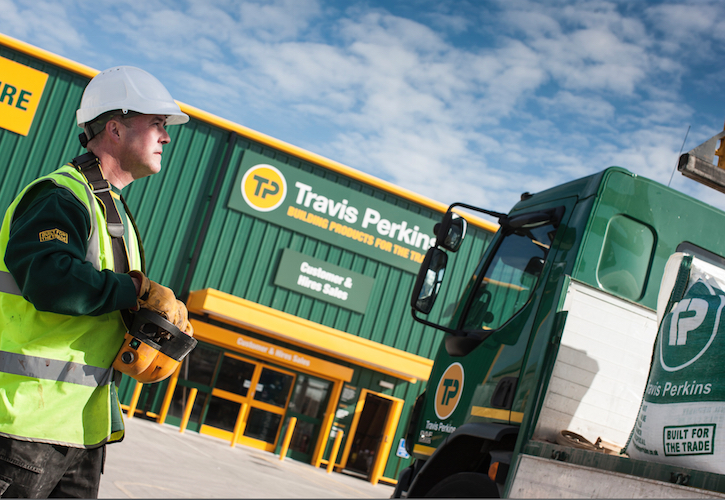 Travis Perkins delivers solid growth