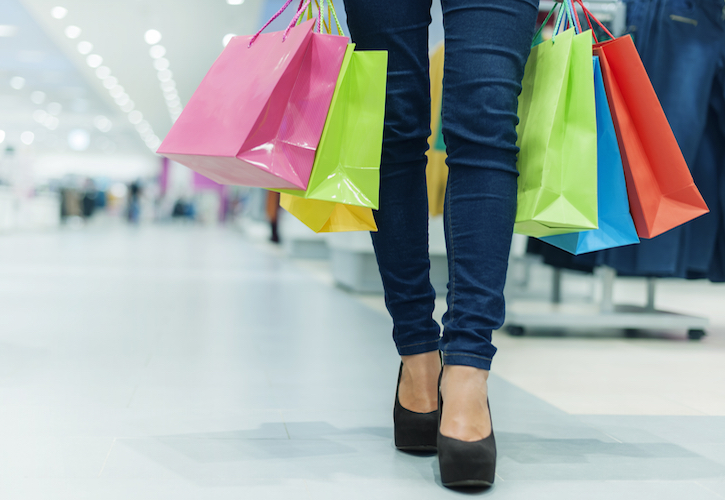 Consumer spending grows just +1.3% in August, according to Barclaycard
