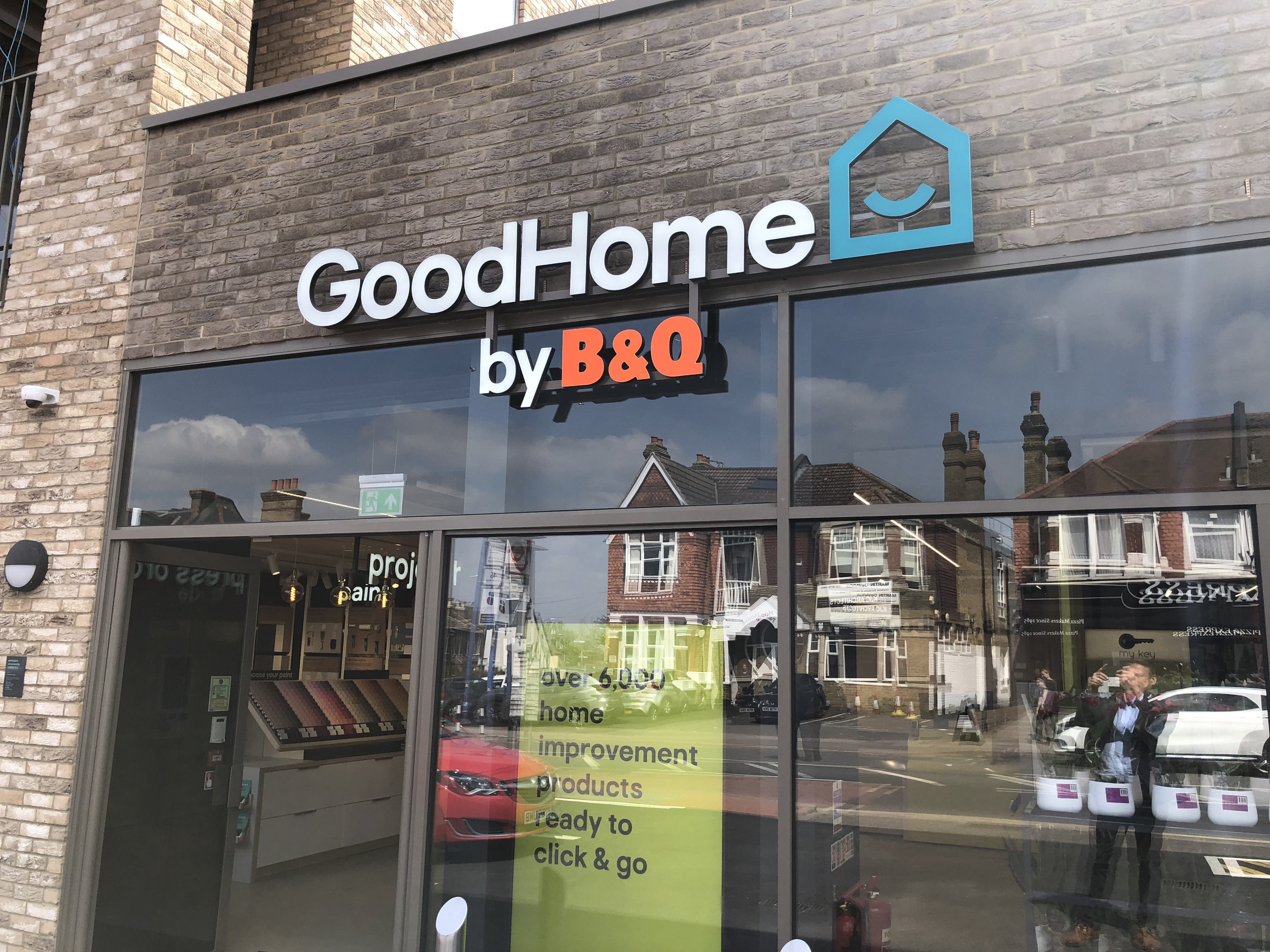GoodHome by B&Q opens in Wallington