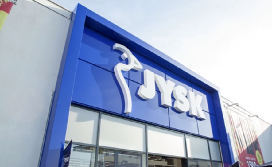 JYSK opens first of 15 planned stores in Ireland