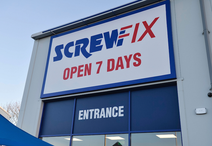 Screwfix opens first branch in Dublin and plans for more