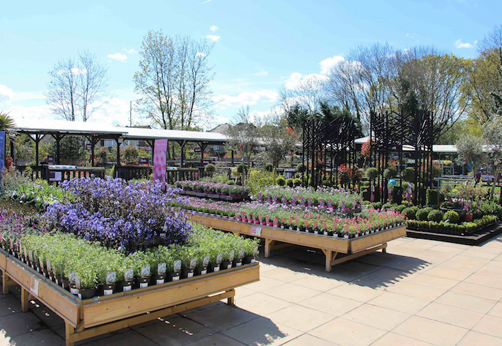 Home and Garden focus boosts late May Bank Holiday footfall
