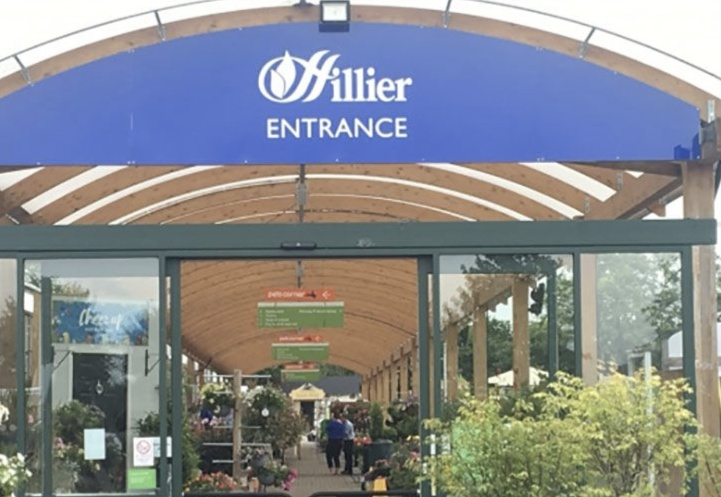 Hilliers buys four Wyevale centres