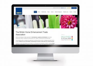 BHETA website home page