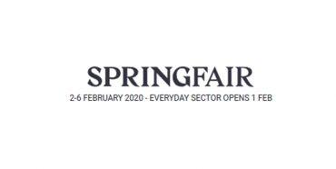 Spring Fair 2020 logo
