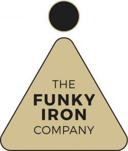 Funky Iron company logo