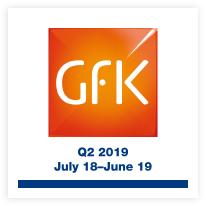 GfK Q2 2019 button