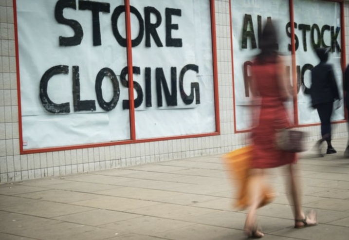 Retail vacancy rate worst in over four years