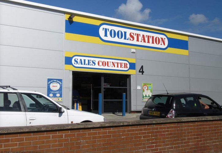 Toolstation Converts Branches To Click & Collect Hubs