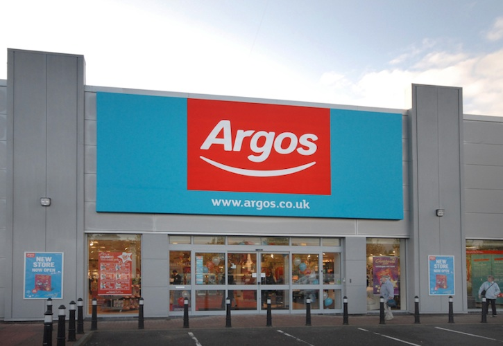 Sainsbury's to close up to 70 Argos stores as part of estate review