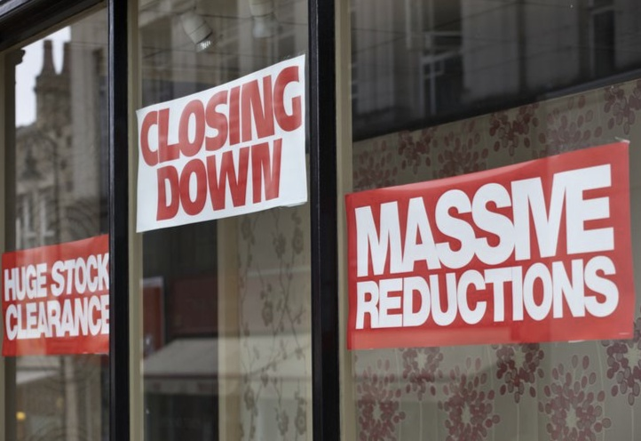 Retail store closures hit record levels