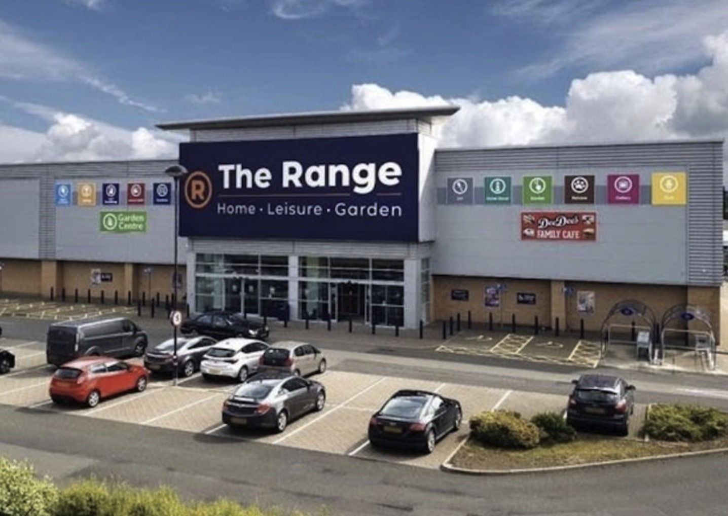 The Range to open new store in Alfreton