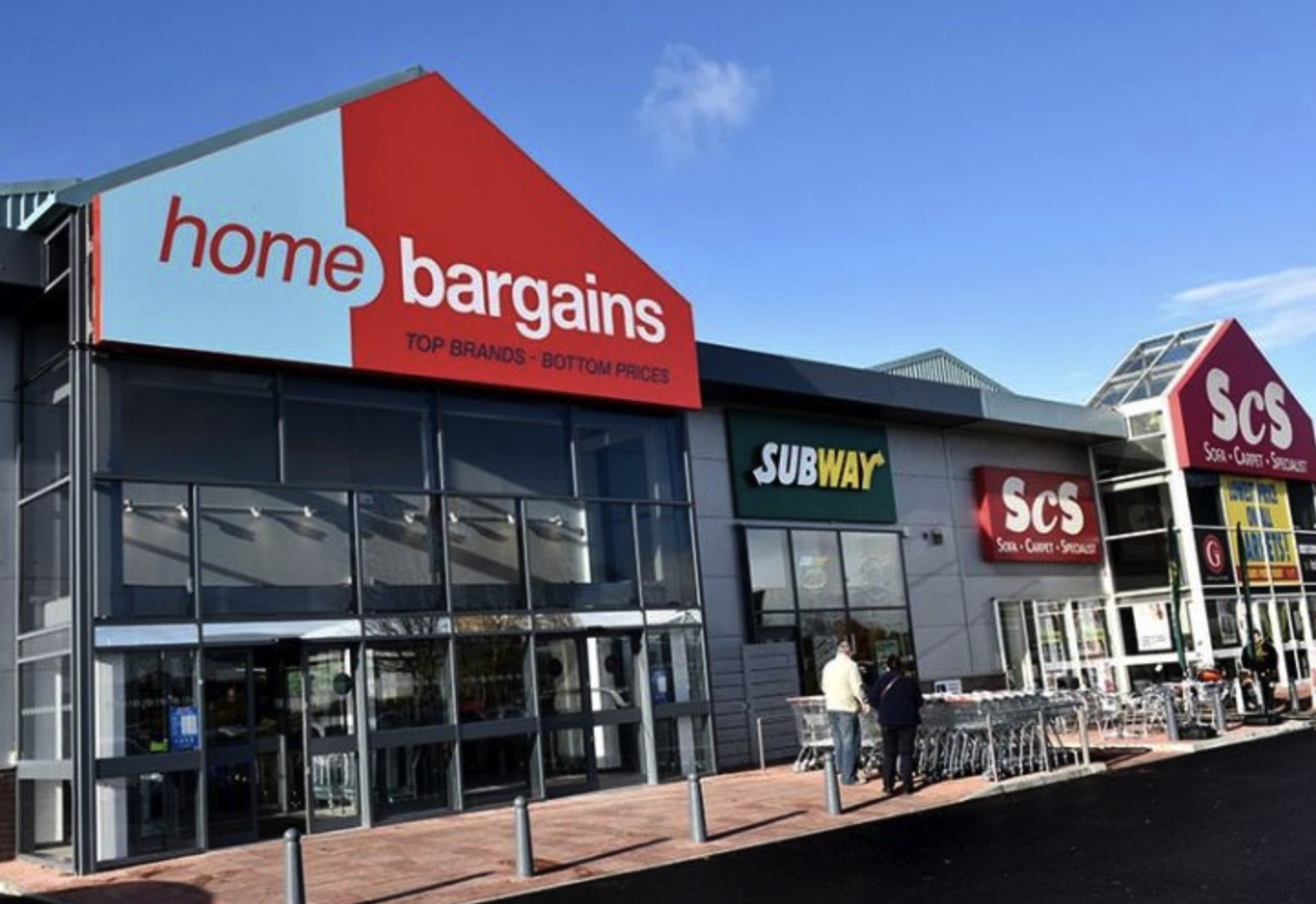 Home Bargains turnover reaches £2.5bn