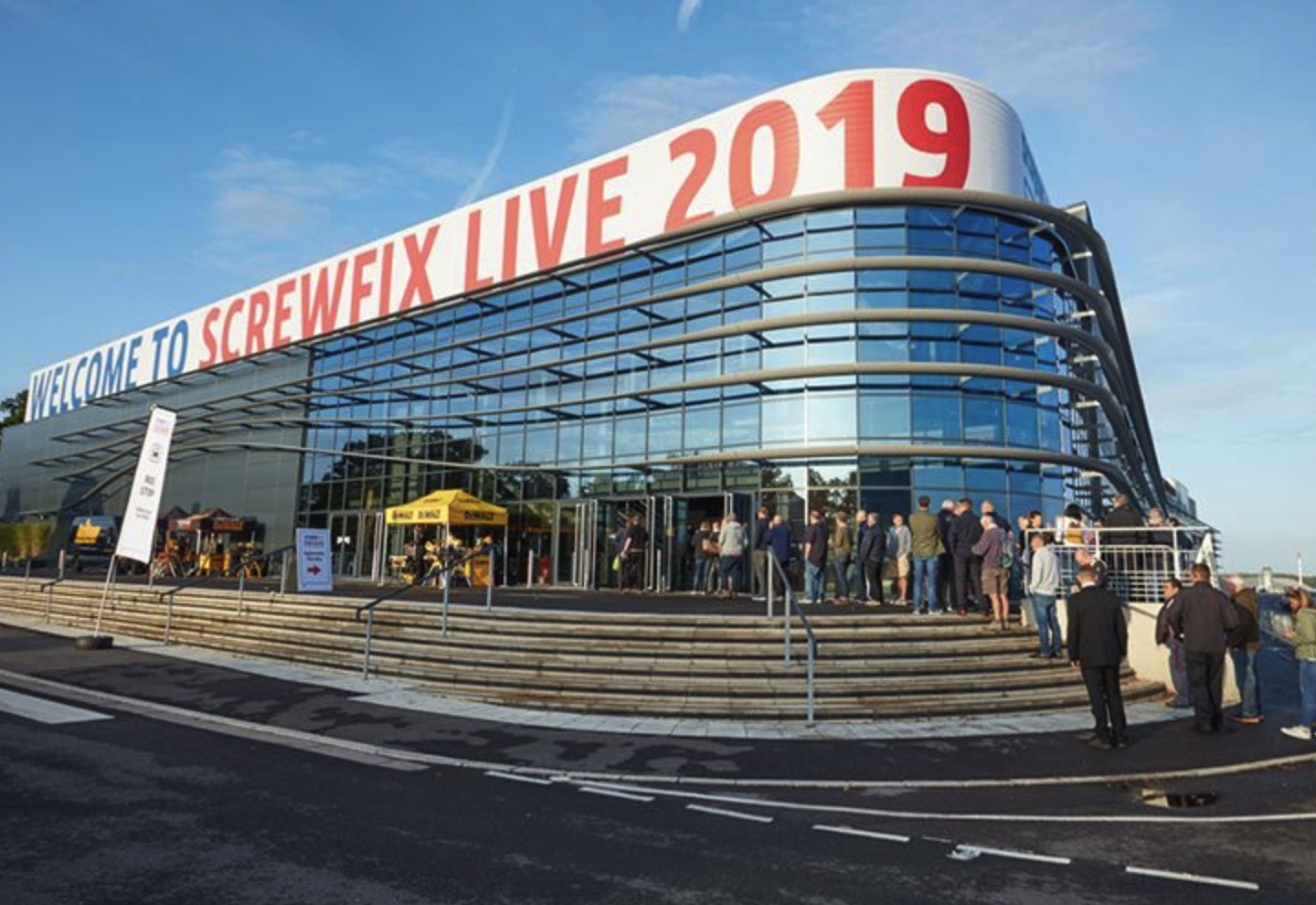Screwfix Live breaks attendance records