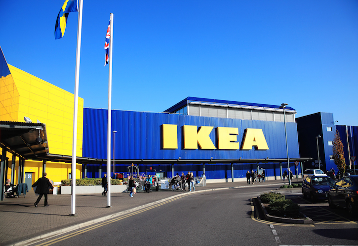 IKEA invests €200 Million to become Climate Positive by 2030