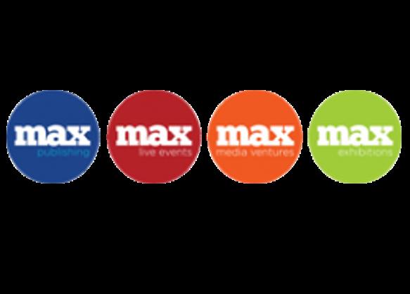 Max Publishing logo