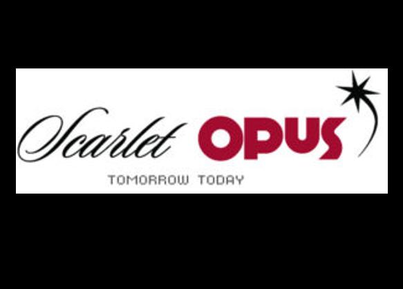 Scarlet Opus logo