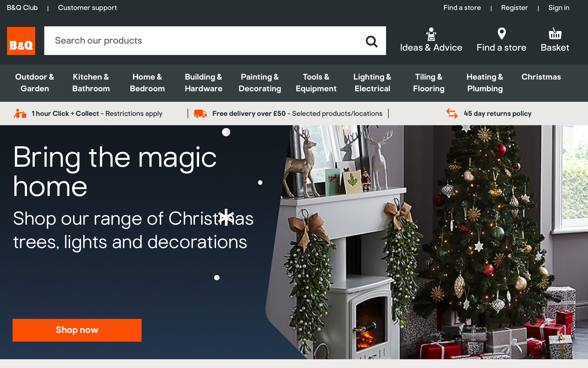B&Q and Homebase websites perform badly in latest Which? survey
