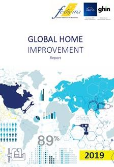 "BHETA members get 56% discount off new ""2019 Global Home Improvement Report"""