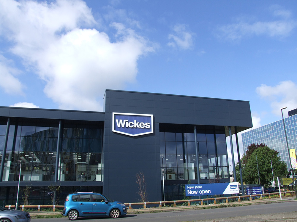 Wickes stores set for phased reopening from today