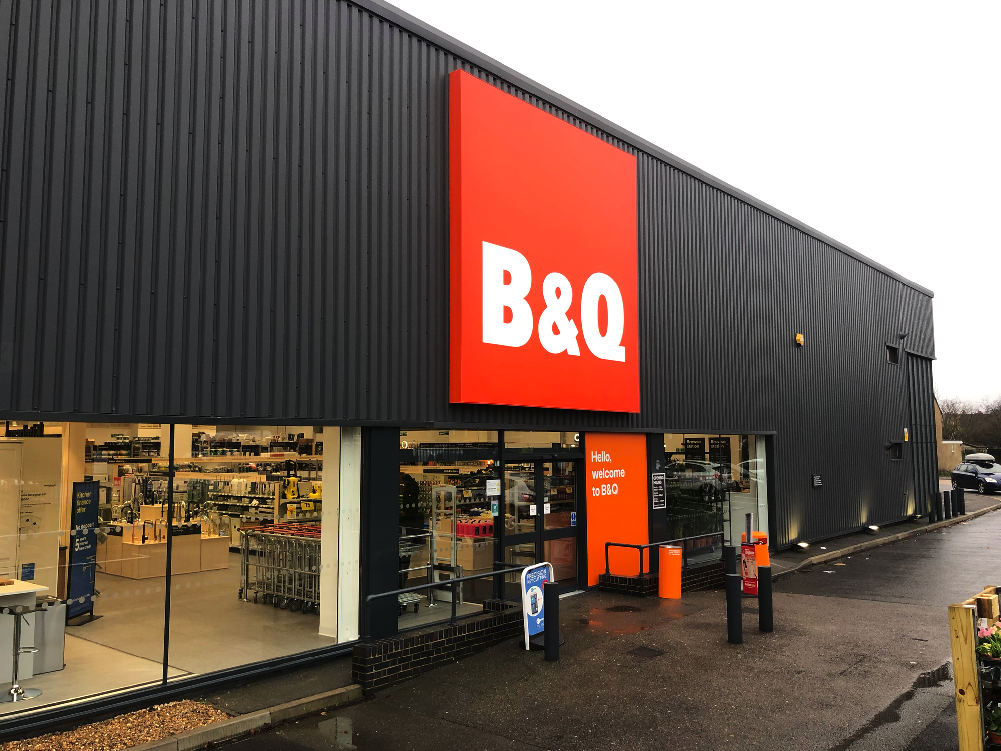 B&Q Announces New Convenience Store Opening In Merton