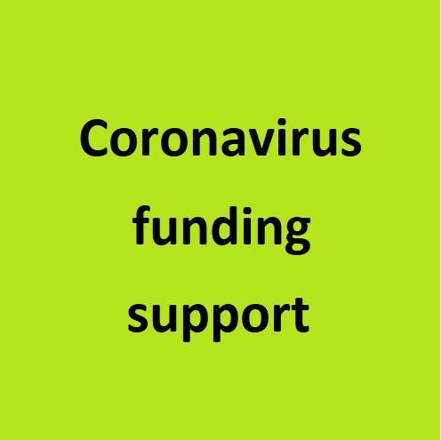Coronavirus small or medium business support grants