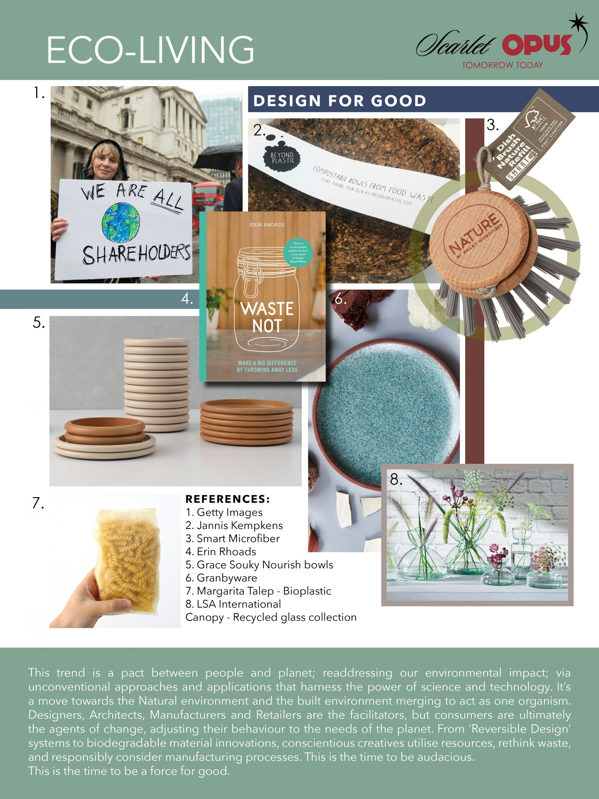 WEBINAR Key buying trend for 2020/21 – Eco-living