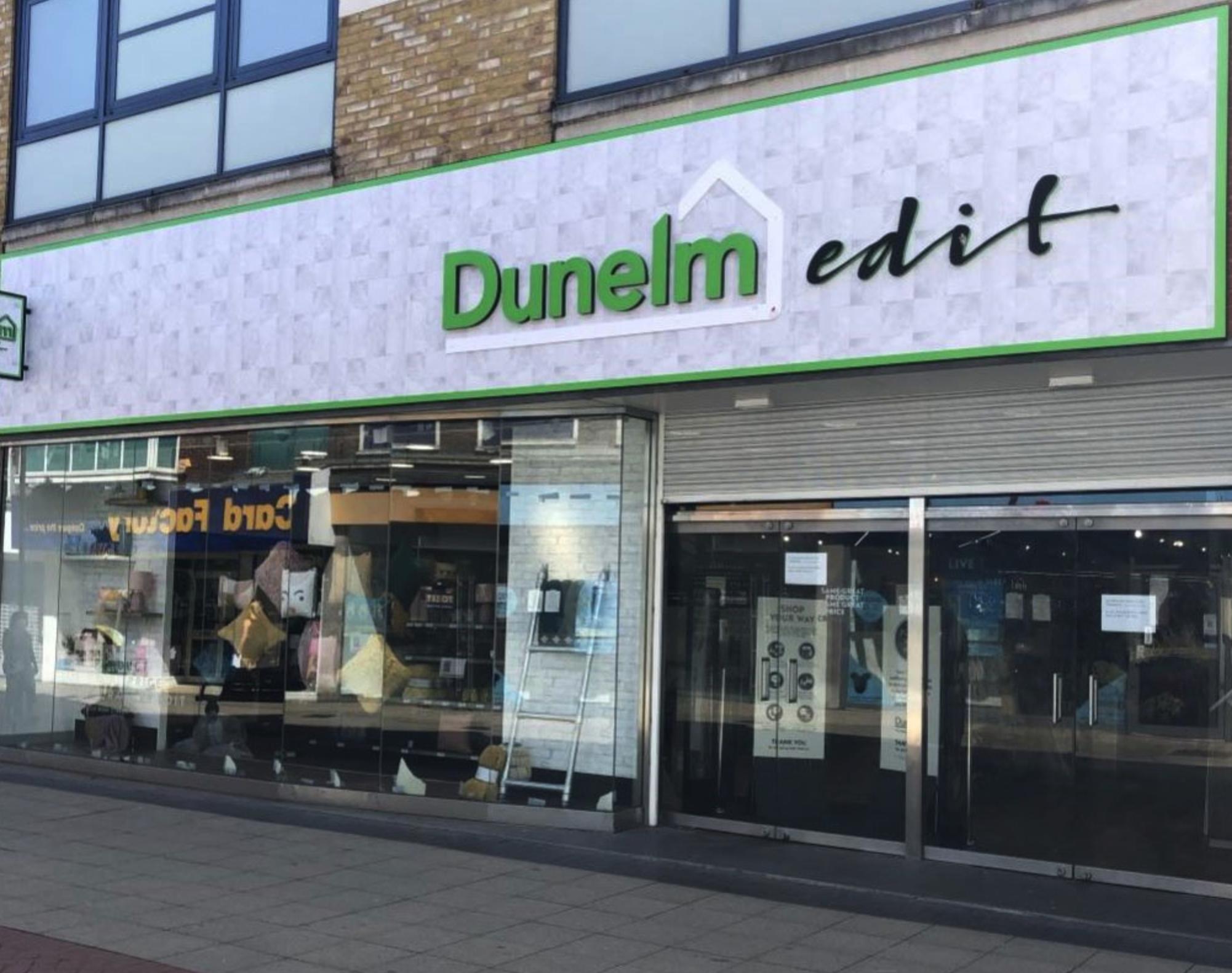 Dunelm opens new format high street store