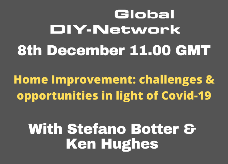 Home Improvement: Challenges and Opportunities in light of COVID-19