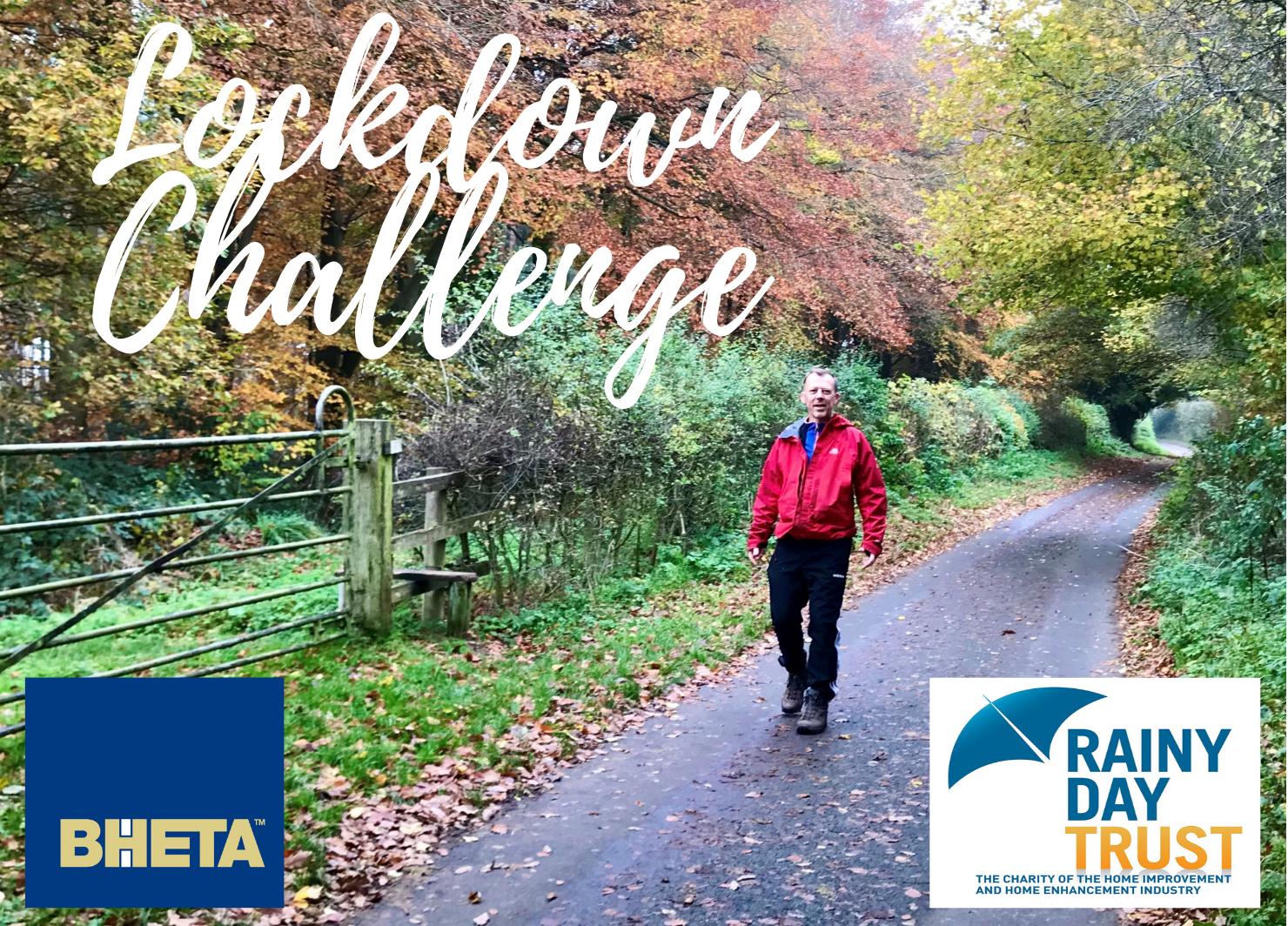 BHETA to 'walk 500 miles' for Rainy Day Trust.