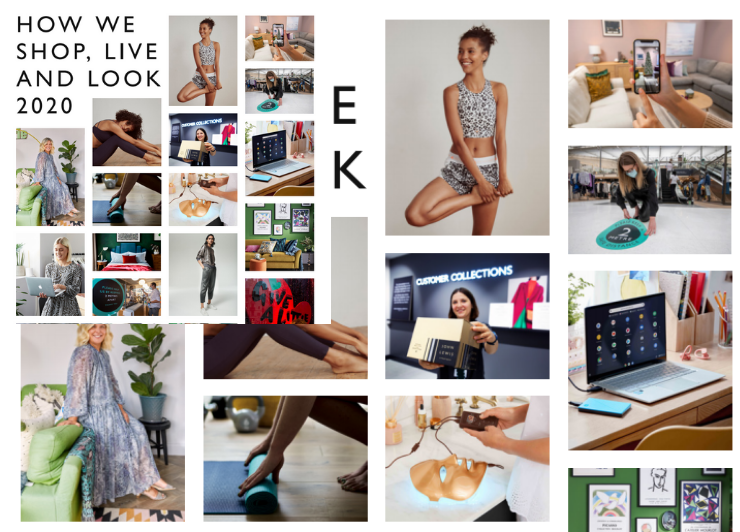 "John Lewis ""Shop Live Look"" report examines an extraordinary year."