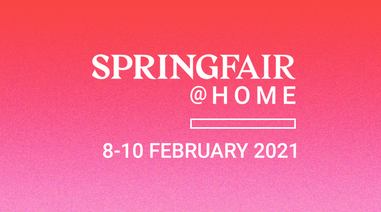 Spring Fair @Home 8th – 10th February 2021