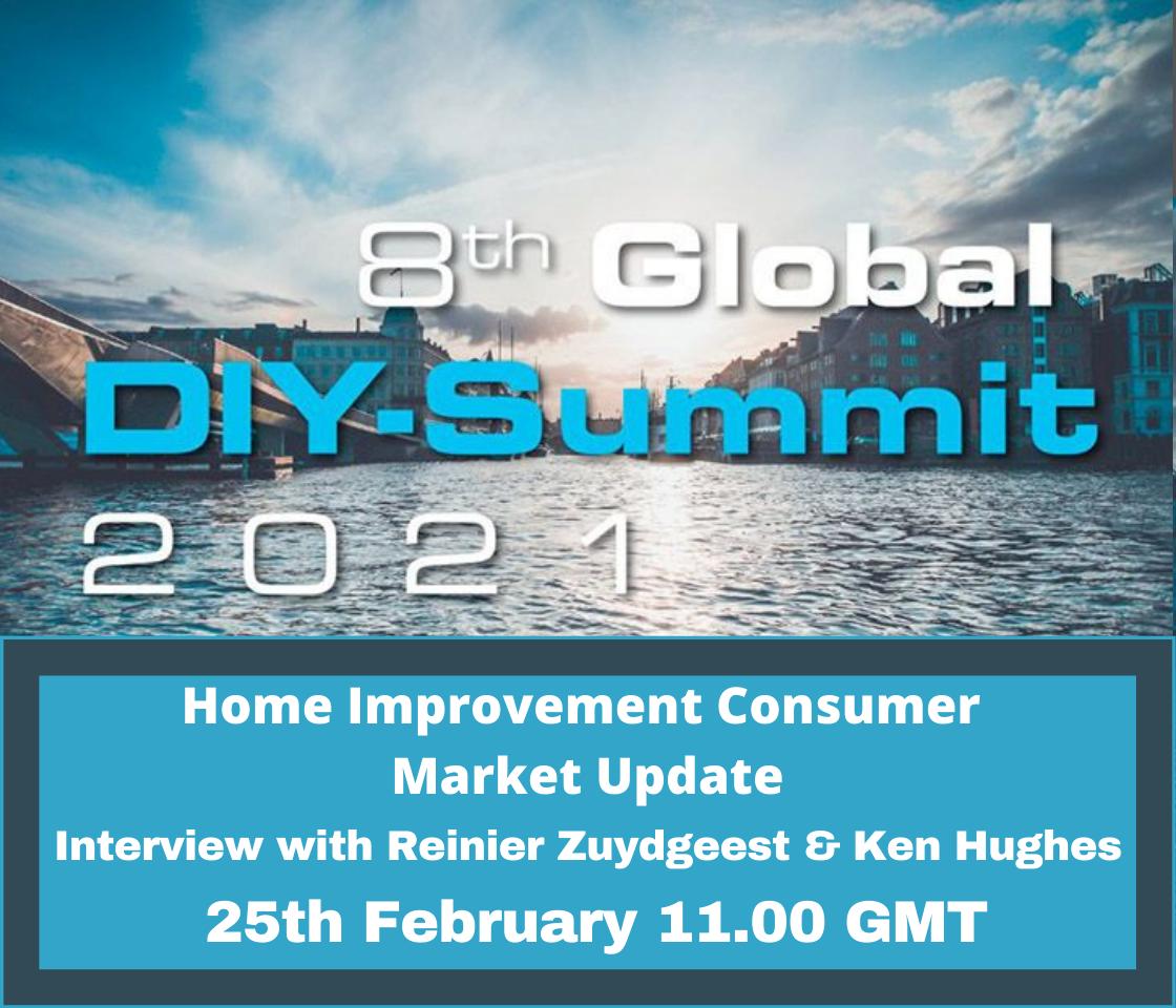 The Global DIY Network webinar – Home Improvement Consumer Market Update