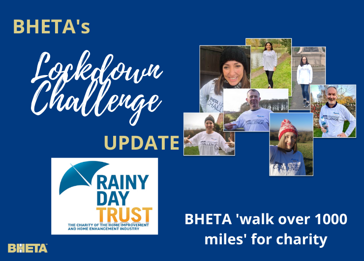 BHETA's Lockdown Challenge Update….