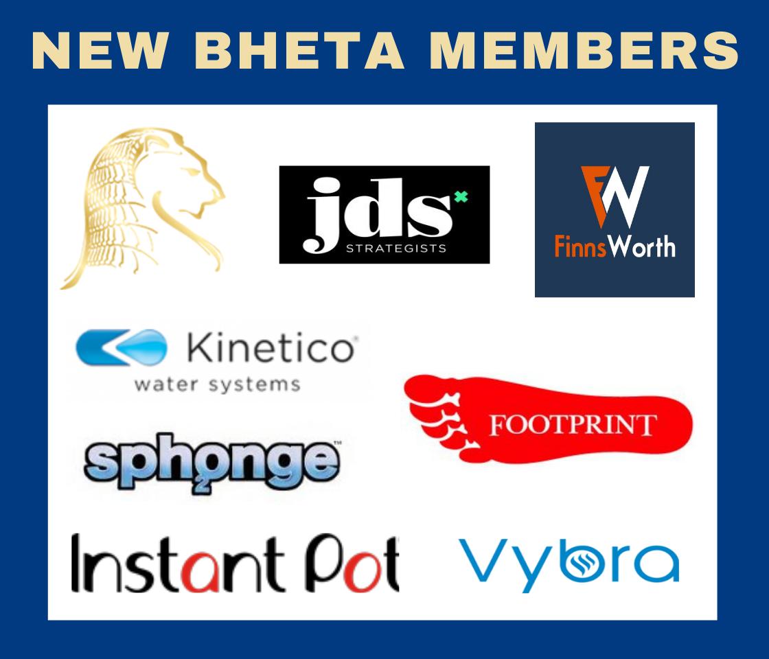 BHETA welcomes eight new members