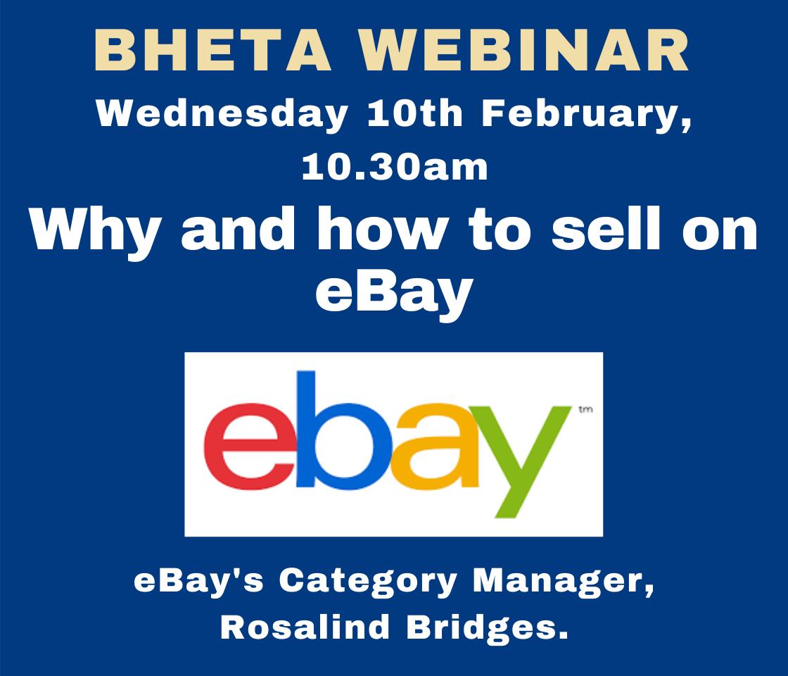 BHETA Webinar – eBay