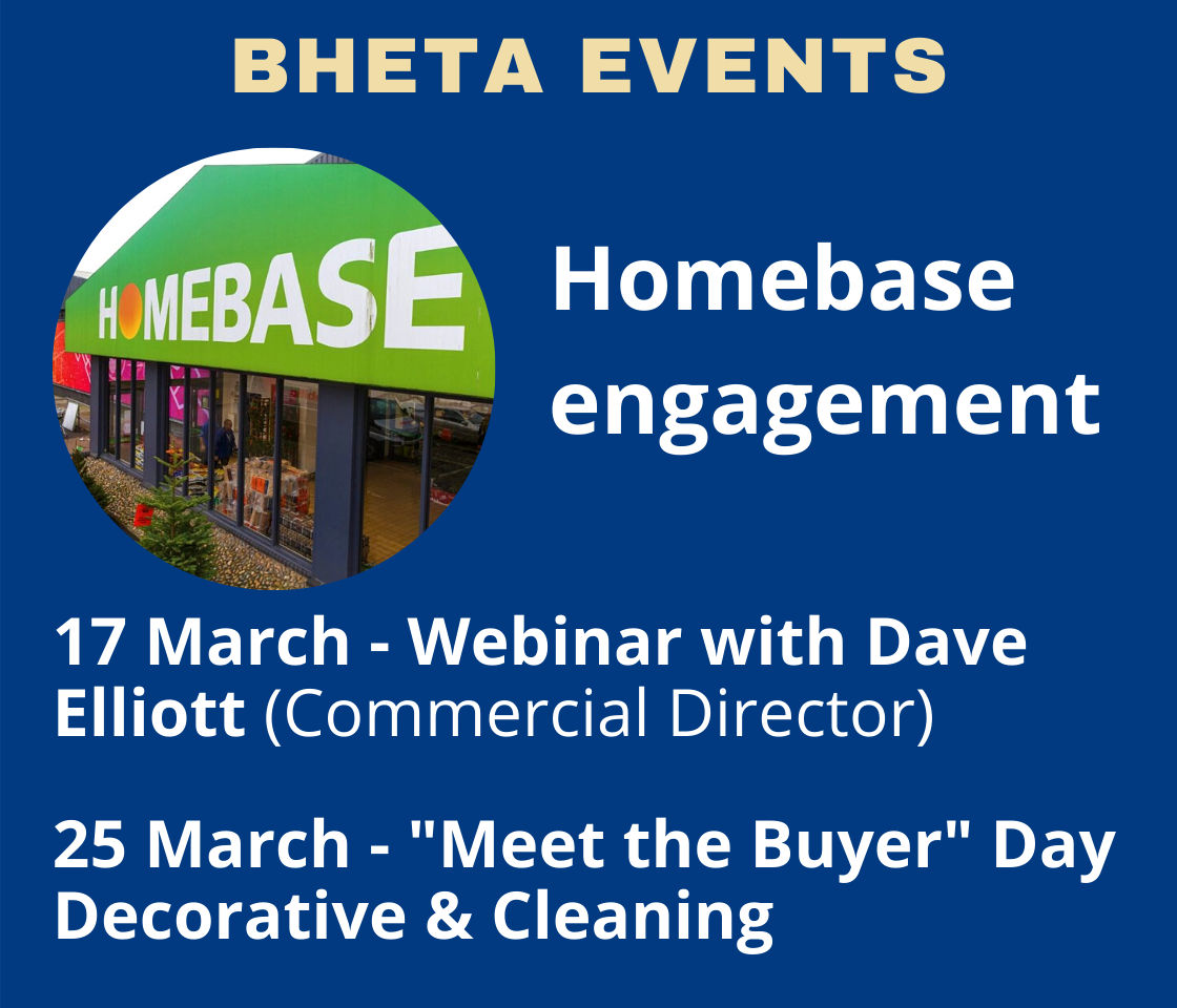 BHETA to hold Homebase Webinar and Meet the Buyer day