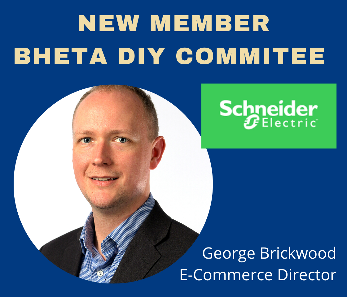 Schneider eCommerce Director joins BHETA DIY Committee