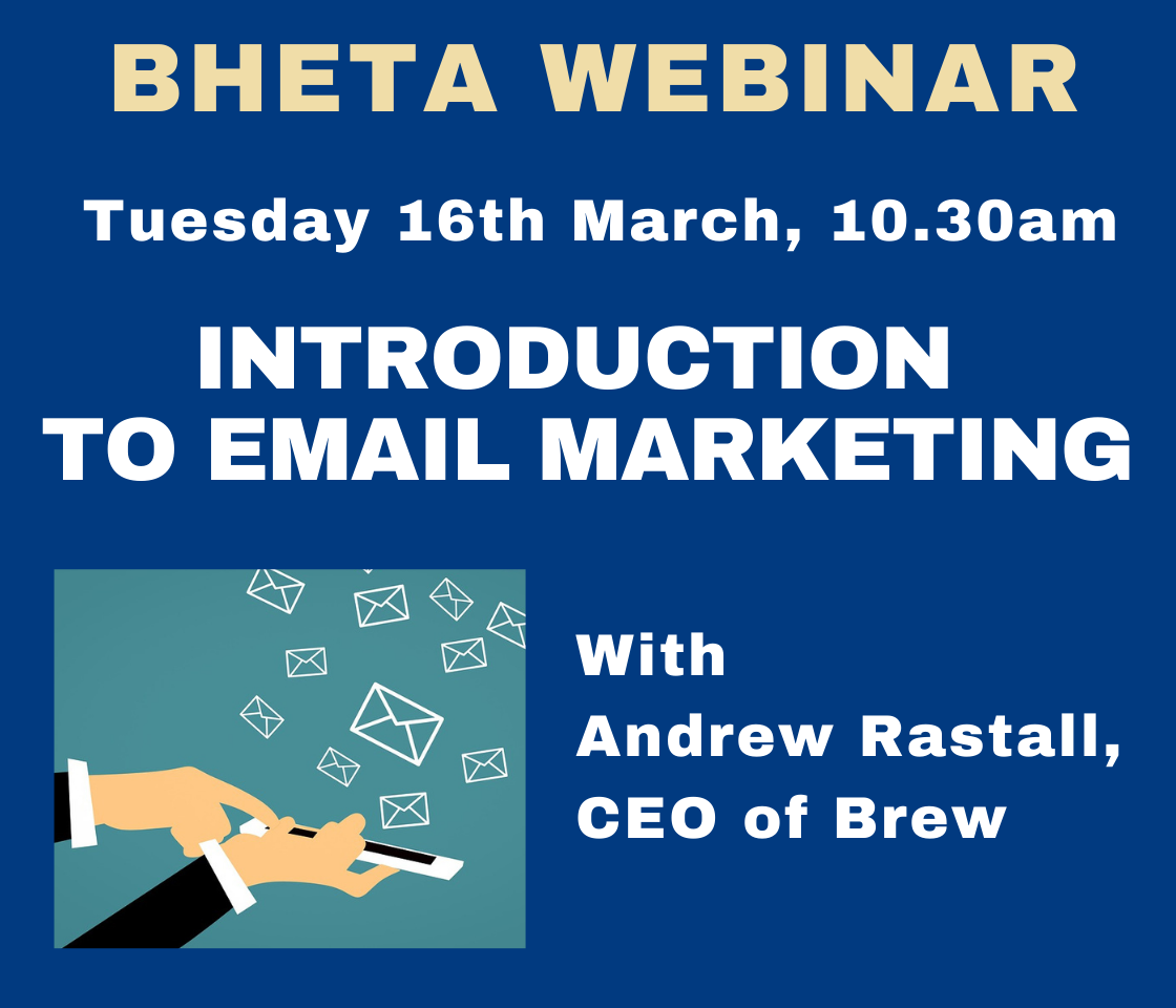 BHETA WEBINAR: Email marketing