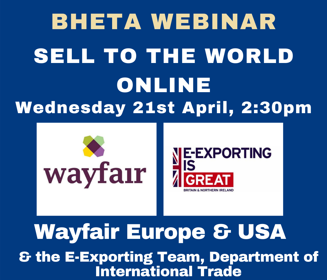 Wayfair & DIT – Sell to the world online