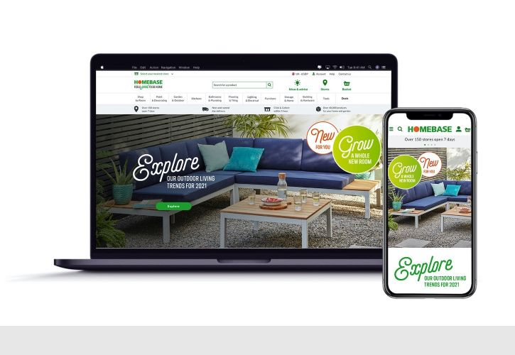 Homebase Clicks Refresh on their New Website
