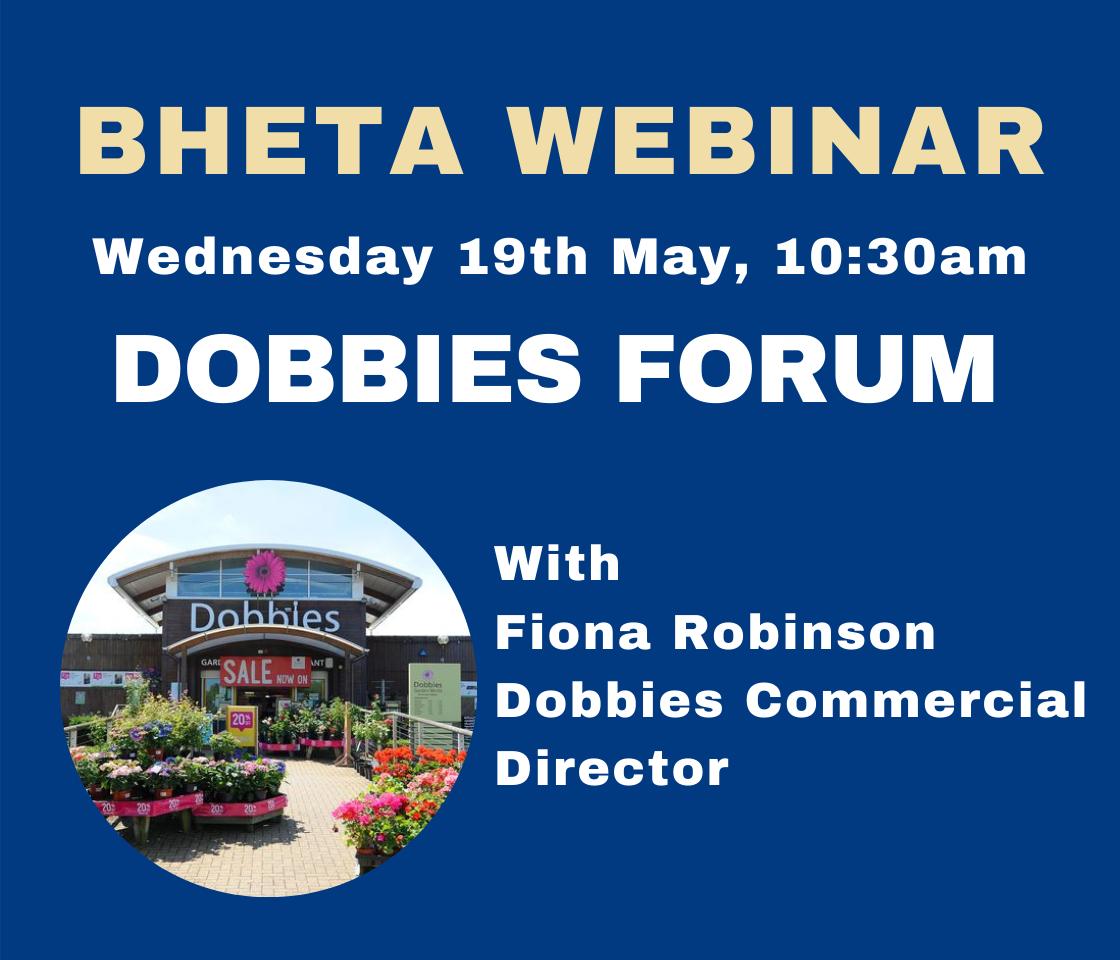 BHETA WEBINAR: Dobbies Forum