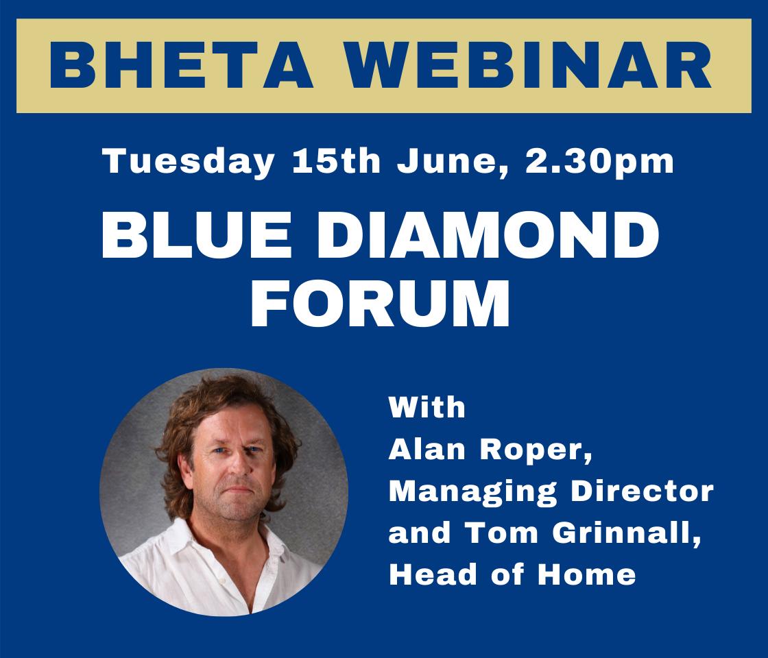 Blue Diamond prove a hit at BHETA Forum