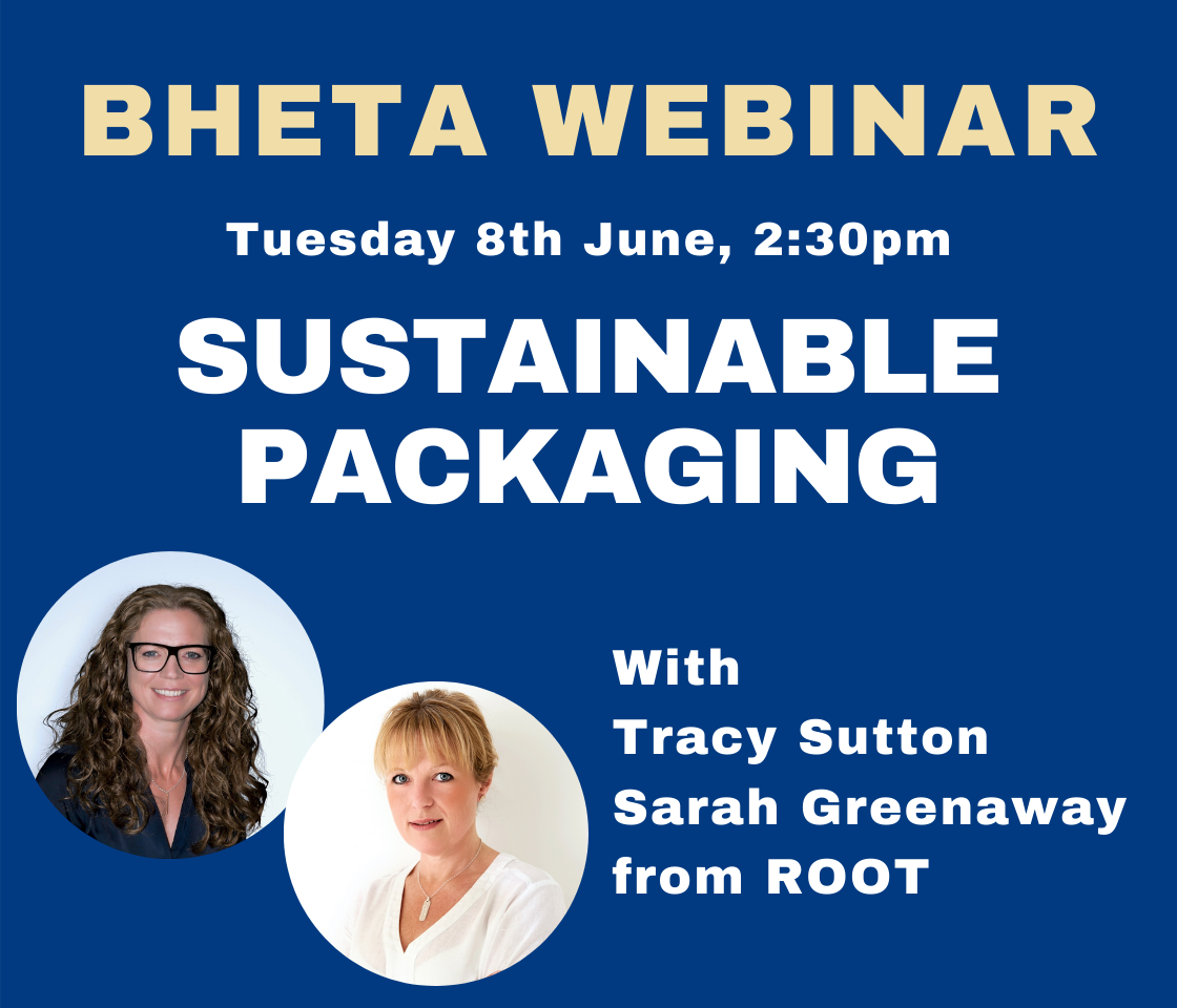 Sustainable Packaging development webinar with Root