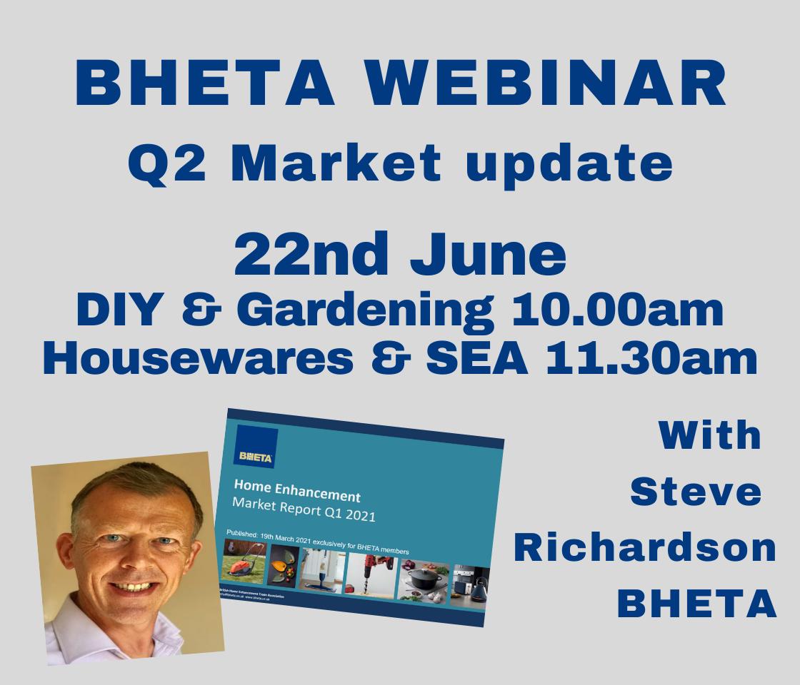 BHETA provides market update webinars on 22nd June