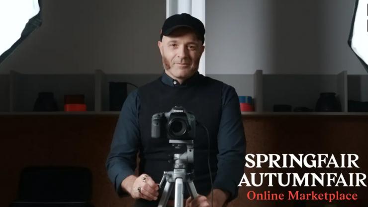 Spring & Autumn Fair Online Marketplace